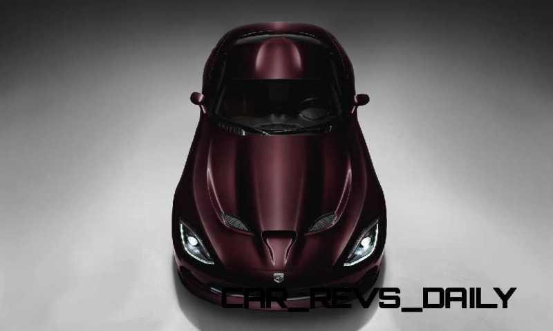 2015 Dodge Viper COLORS 152