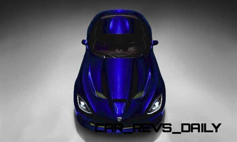 2015 Dodge Viper COLORS 163
