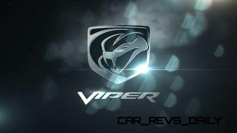 2015 Dodge Viper - DNA of a Supercar 15
