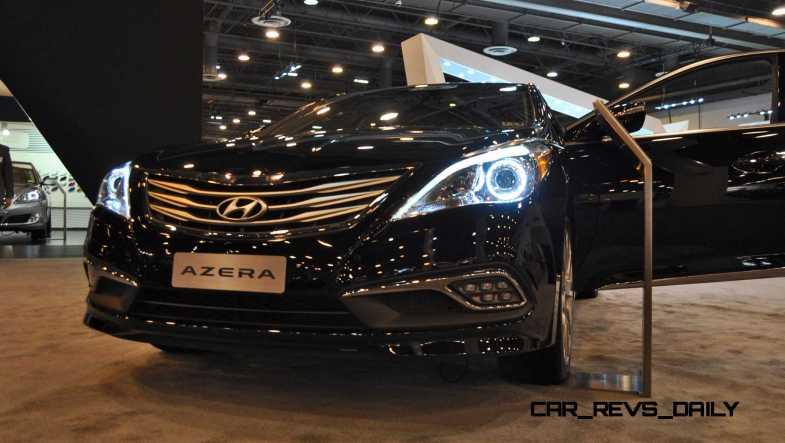 2015 Hyundai Azera LEDs 14
