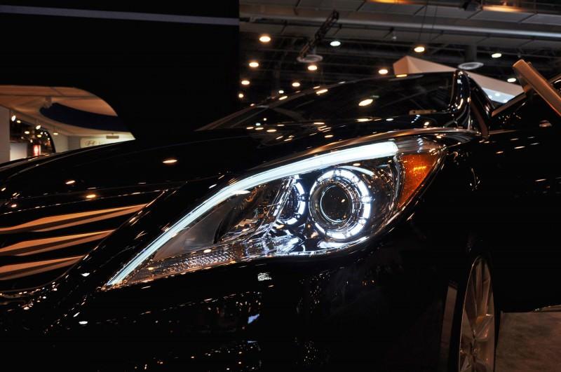 2015 Hyundai Azera LEDs 16