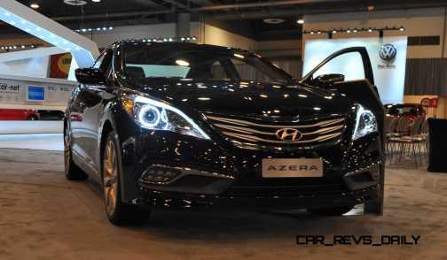 2015 Hyundai Azera LEDs 3