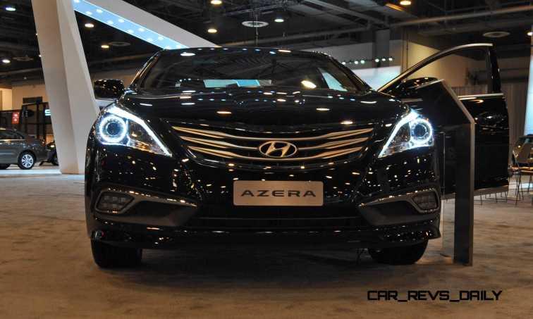 2015 Hyundai Azera LEDs 8
