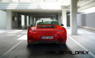 2015 Porsche 911 Targa 4 GTS 58