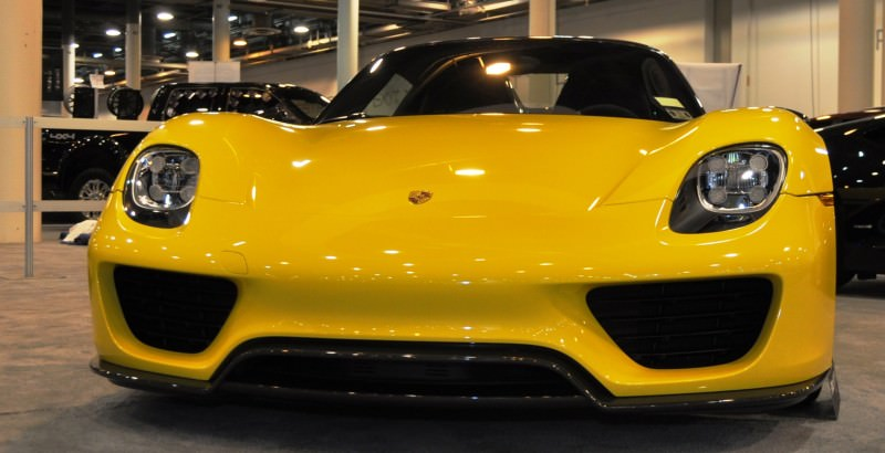 2015 Porsche 918 Spyder Weissach Package with XPEL Paint Protection 16