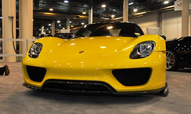 2015 Porsche 918 Spyder Weissach Package with XPEL Paint Protection 17