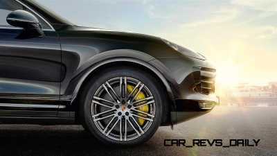 2015 Porsche Cayenne Turbo S 27