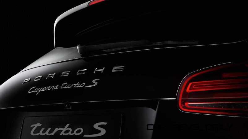 2015 Porsche Cayenne Turbo S 35
