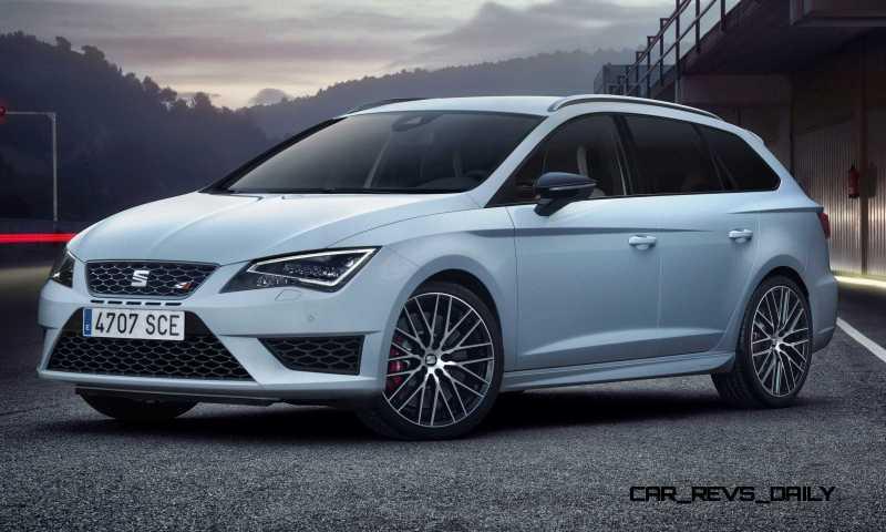 2015 SEAT Leon ST Cupra Dynamic Grey 2 copy