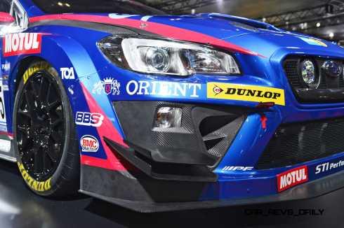 2015 Subaru WRX STi NBR Challenge 3
