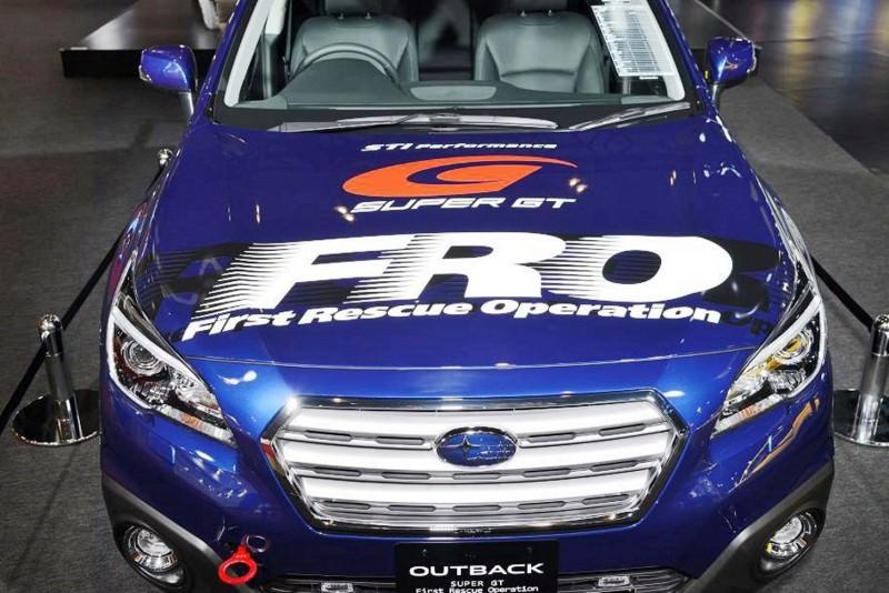 2015 Subaru WRX STi Rally Racecars 13