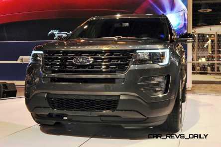 2016 Ford Explorer Sport 1