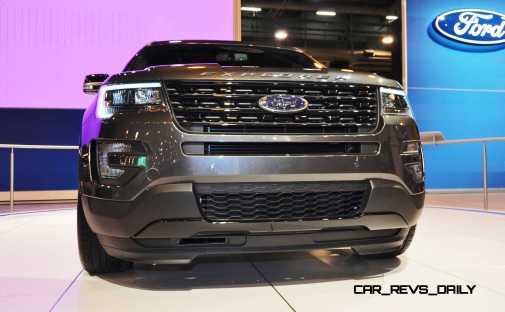 2016 Ford Explorer Sport 13