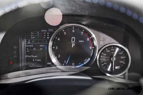 2016 Lexus GS F 24