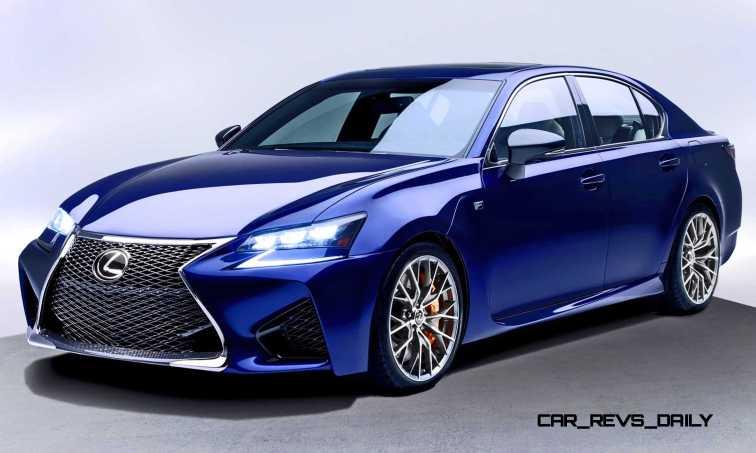 2016 Lexus GSF 6