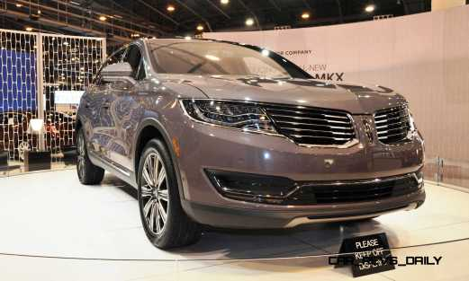 2016 Lincoln MKX 12