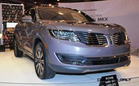 2016 Lincoln MKX 16