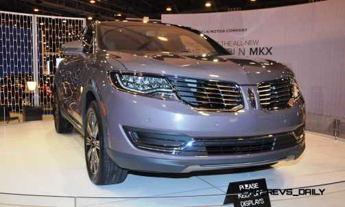 2016 Lincoln MKX 17