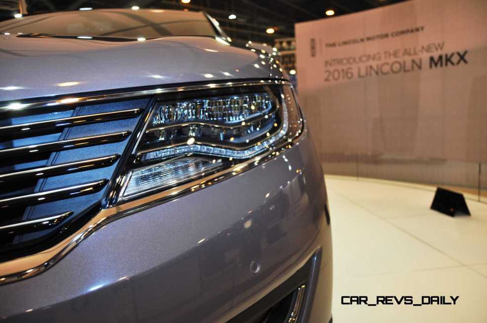 2016 Lincoln MKX 26