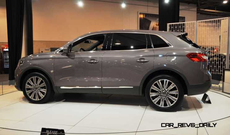 2016 Lincoln MKX 5