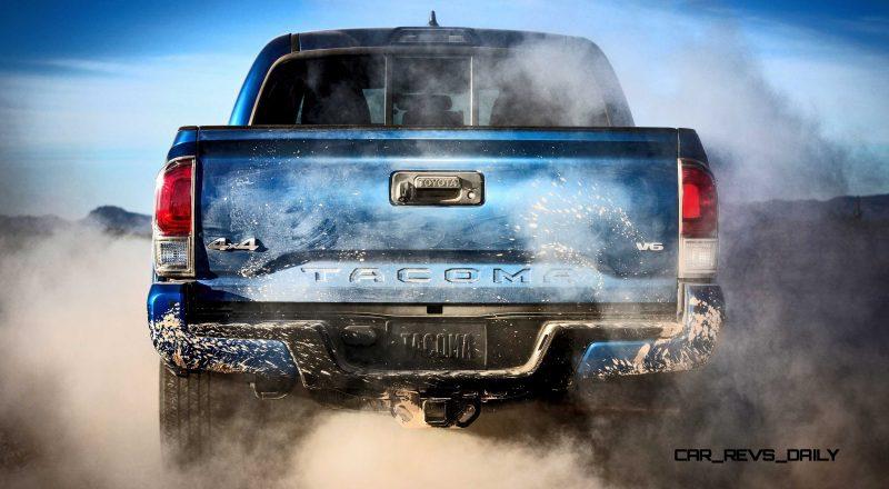 Your favorite midsize pickup just got a fullsize shot of testost