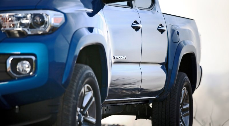 Looks like Tacoma has been hitting the gym. The all-new 2016 #Ta