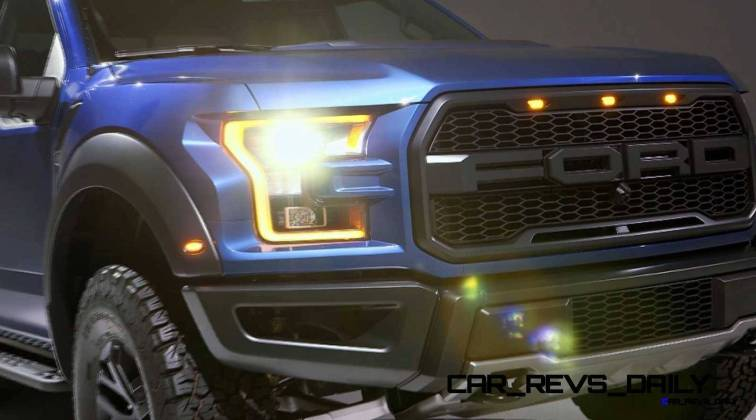 2017 Ford F-150 RAPTOR Studio Stills 27