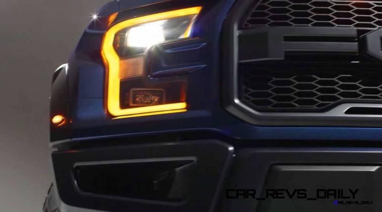 2017 Ford F-150 RAPTOR Studio Stills 35