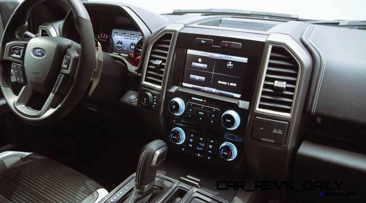2017 Ford F-150 RAPTOR Studio Stills 46