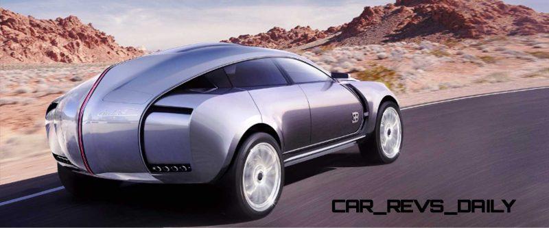 Bugatti SUV Grand Colombier by Ondrej Jirec 17