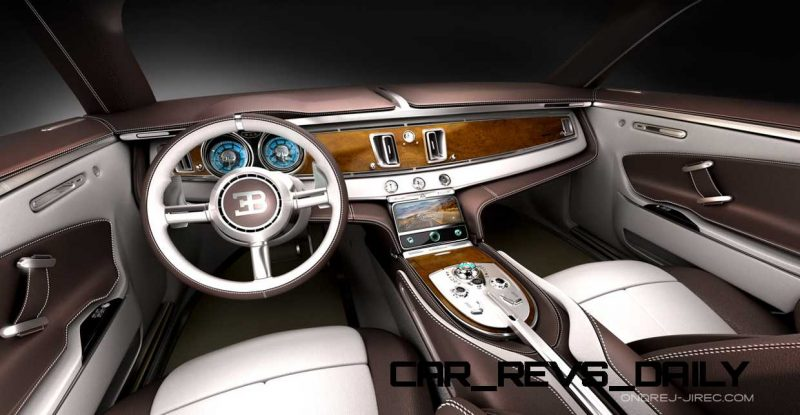 Bugatti SUV Grand Colombier by Ondrej Jirec 20