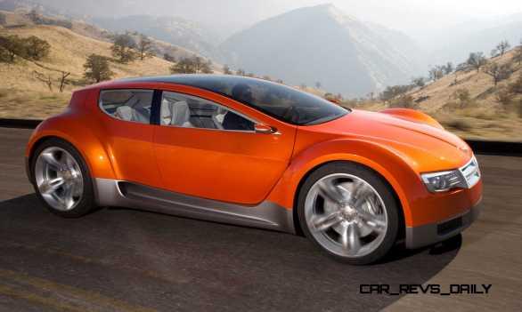 2008 Dodge ZEO Concept