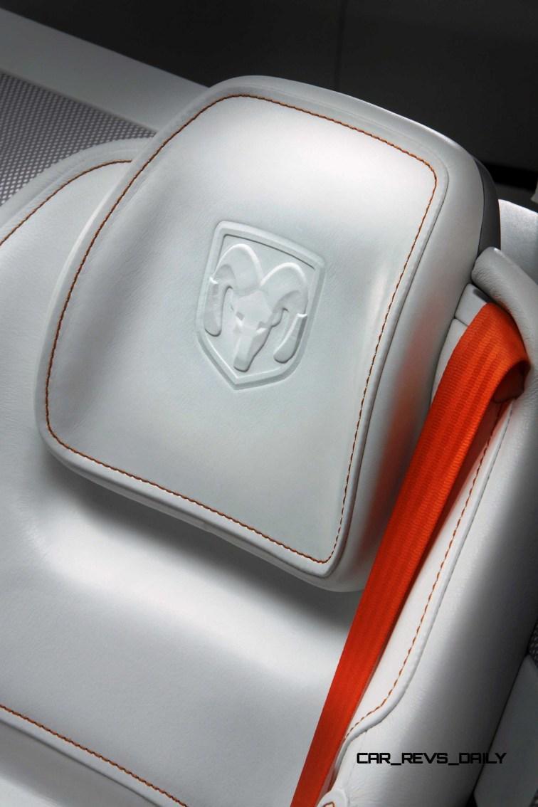 Concept Flashback - 2008 Dodge ZEO 36