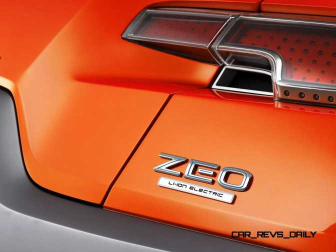 Concept Flashback - 2008 Dodge ZEO 5
