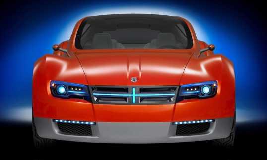 Concept Flashback - 2008 Dodge ZEO 6