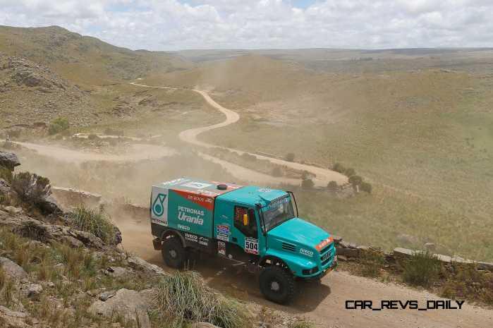 504 during the Dakar 2015 Argentina Bolivia Chile, Stage 2 / Eta