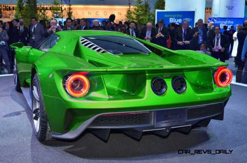 Ford GT Colors 15