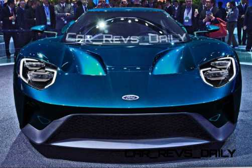 Ford GT Colors 2