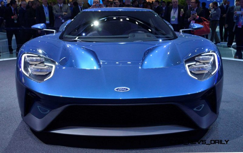 Ford GT Colors 7