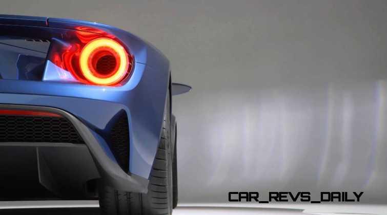 Ford GT Hypercar Video Stills 33