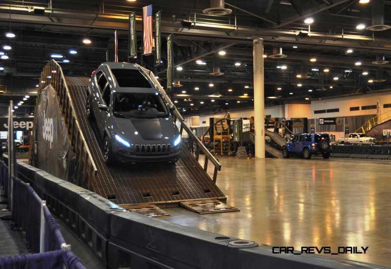 Houston Auto Show - Camp JEEP 10