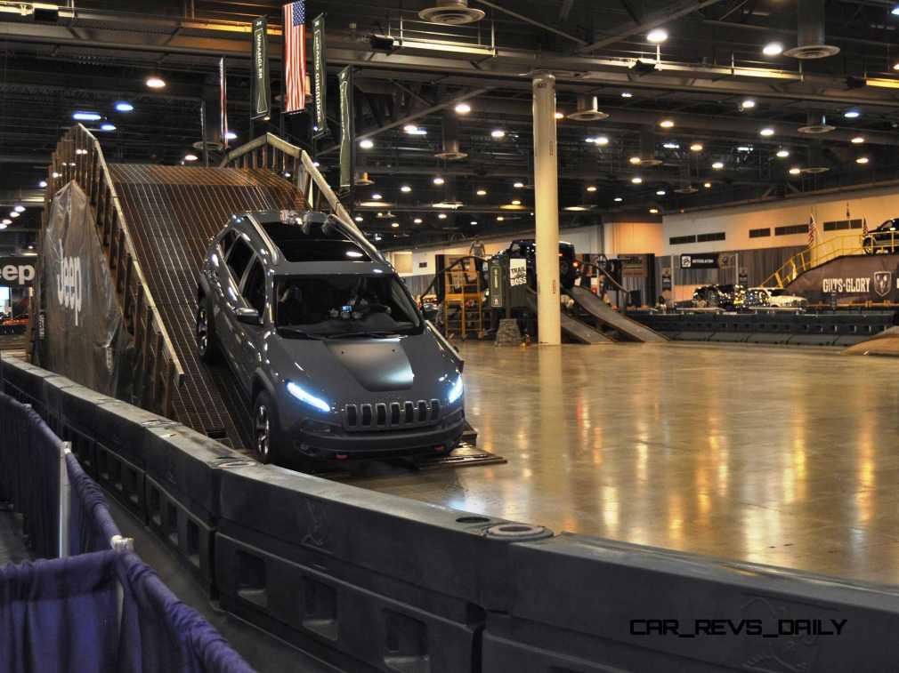 Houston Auto Show - Camp JEEP 12
