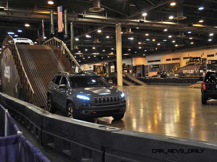 Houston Auto Show - Camp JEEP 15