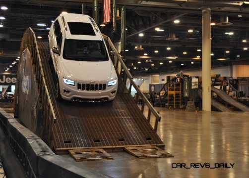 Houston Auto Show - Camp JEEP 22