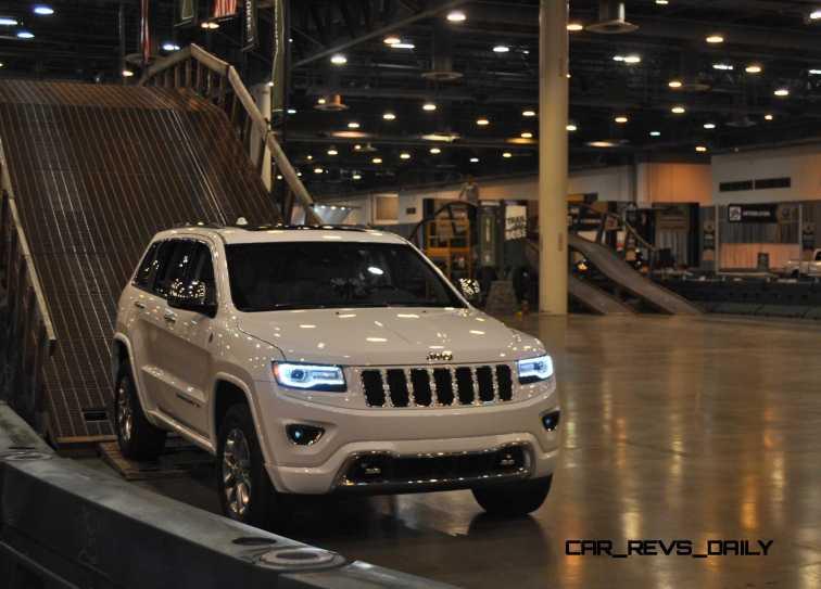 Houston Auto Show - Camp JEEP 26