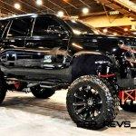 Houston Auto Show Customs Top 10 Lifted Trucks Car Revs Daily Com