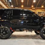 Houston Auto Show Customs Top 10 Lifted Trucks