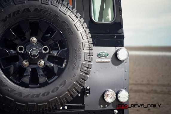 Land Rover Honors 2015 Defender Retirement with Trio of Special Editions 14