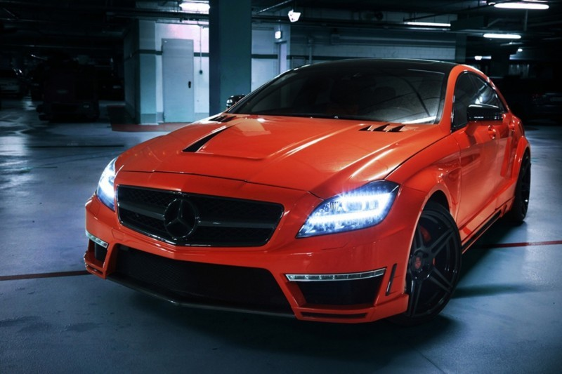 Mercedes-Benz CLS by German Special Customs 13