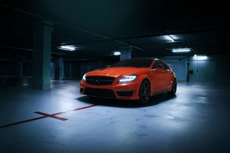 Mercedes-Benz CLS by German Special Customs 14